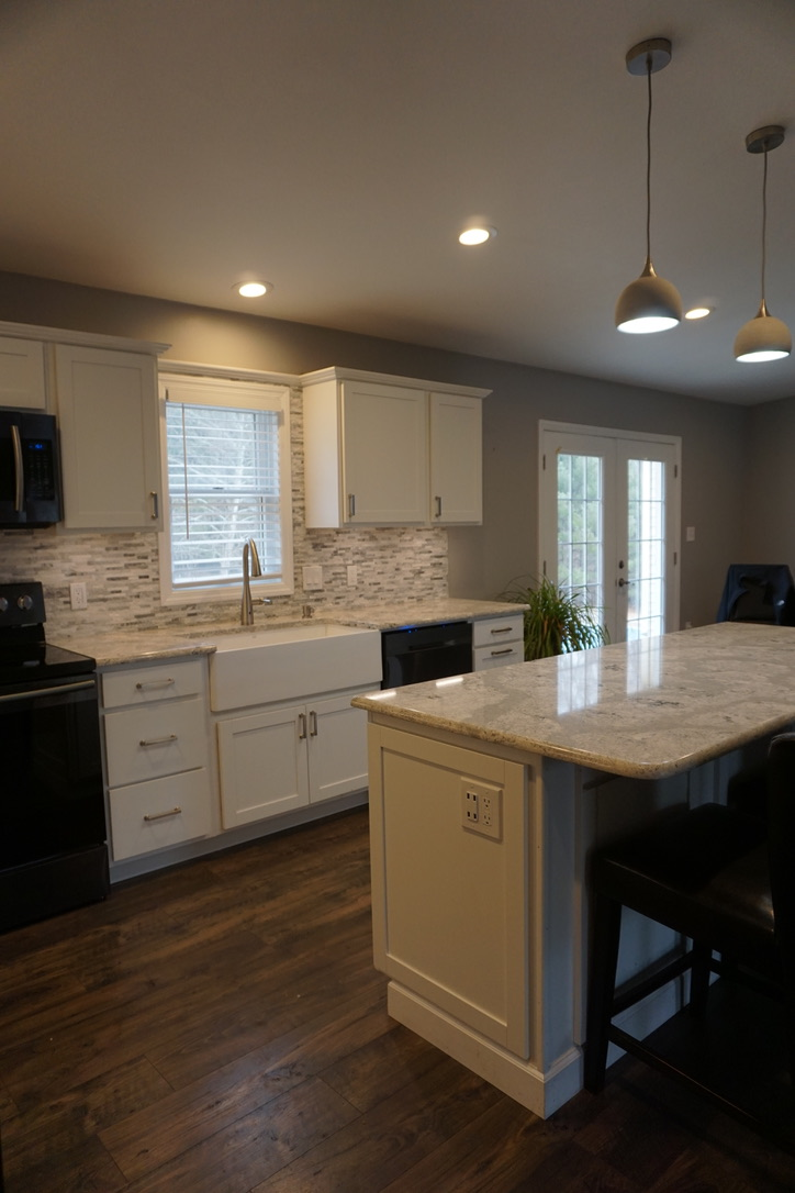 kitchen remodel in Stewartstown & York, Pennsylvania